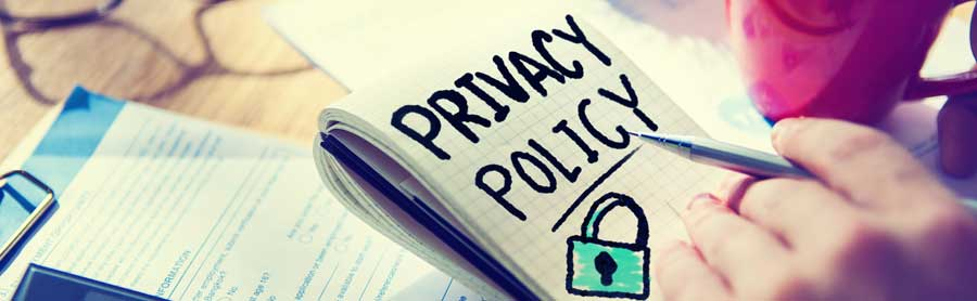 Ultrashred Technologies website privacy policy